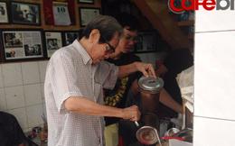Cà phê vợt hơn nửa thế kỷ ở Sài Gòn, khách ngồi dọc con hẻm suốt ngày đêm