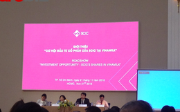 SCIC: Chúng tôi không ưu tiên nhà đầu tư chiến lược trong việc chào bán cổ phần Vinamilk, ai yêu mến đều có thể tham gia