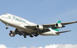 Máy bay chở 40 người rơi ở Pakistan