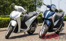 70 triệu đồng nên mua xe tay ga nào: Honda SH hay Piaggio Medley?