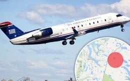 Một máy bay vừa mất tích ở Na Uy