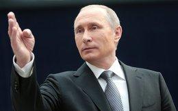 Vượt ông Trump, Tổng thống Putin trở thành người đàn ông quyền lực nhất hành tinh