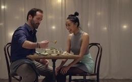 Quảng cáo này là minh chứng cho thấy con đường dẫn đến tình yêu nhanh nhất là thông qua dạ dày