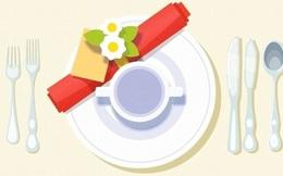Những quy tắc trên bàn ăn khắp năm châu (phần 2)
