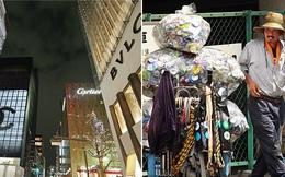 """Những """"bóng ma"""" vô gia cư ở Tokyo"""