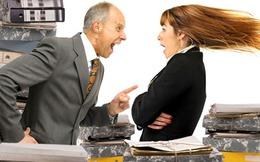 """9 điều tệ hại của sếp khiến nhân viên """"dứt áo ra đi"""""""