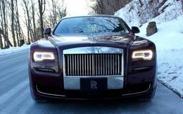 Bentley, Maybach sẽ chẳng là gì một khi bạn bước lên chiếc Rolls-Royce Ghost II