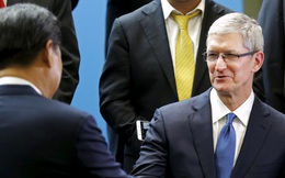 1 tỷ USD rót vào Didi hóa ra lại là khoản đầu tư cho tương lai của chính Apple