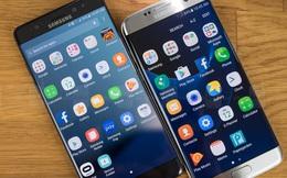 Note7 ra đi bất ngờ đẩy doanh số hai chiếc điện thoại khác của Samsung lên tới hơn 150% ở Việt Nam