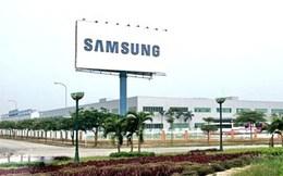 Samsung được áp dụng quy định thuế nhập khẩu như doanh nghiệp nội