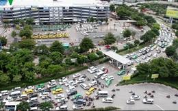 Cấm ôtô tải theo giờ quanh Sân bay Tân Sơn Nhất từ hôm nay