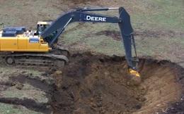 Nhân dịp lễ Black Friday, mọi người đang trả cho một công ty hơn 60.000 USD để đào một cái lỗ