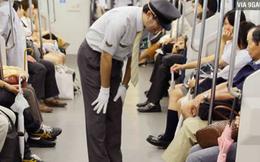Chỉ với 1 tấm vé tàu nhỏ, người Nhật cũng khiến cả thế giới phải cúi đầu nể phục