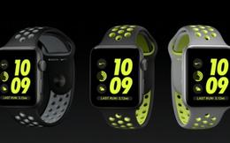 Apple Watch Series 2 có phiên bản dành cho tín đồ Nike, chống nước thoải mái bơi lội