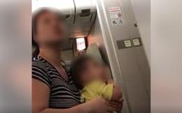 Tự ý đổi chỗ trên máy bay vì lí do vô lí, bà mẹ Việt có thể bị Vietnam Airlines xử phạt thế nào?