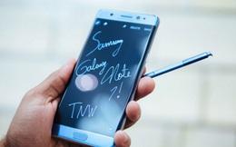 Báo Hàn Quốc: Samsung tạm dừng sản xuất Galaxy Note 7