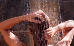 Cảm thấy quá bí ý tưởng, hãy thử đi tắm xem sao