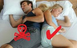 Tối nay đi ngủ hãy nằm nghiêng bên trái vì nó tốt cho sức khỏe hơn bạn nghĩ đấy