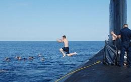 """Cuộc sống """"như đi resort"""" của thủy thủ tàu ngầm Mỹ"""