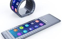 Startup nhỏ bé này đã vượt mặt Samsung để ra mắt smartphone uốn cong đầu tiên trên thế giới