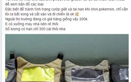 """Startup """"Túi bắt Pokemon"""" của người Việt bị chính người Việt làm nhái"""