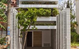 """Ngôi nhà để """"sống xanh"""" giữa lòng Sài Gòn xô bồ do kiến trúc sư Võ Trọng Nghĩa thiết kế"""