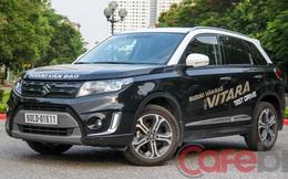"""Trên vô lăng chiếc Suzuki Vitara 2016 - vẫn còn thiếu """"chất"""" để có chỗ đứng ở Việt Nam"""