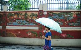 """Độc đáo: Biến tường rác thành """"đường tranh gốm xưa"""" tuyệt đẹp"""