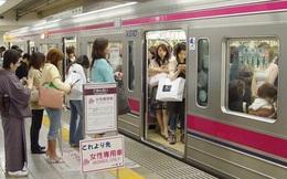 Đi tàu điện ngầm ở Nhật không hề đơn giản, bạn phải thuộc 5 quy tắc này