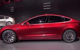"""Tesla Model 3 - """"iPhone của làng xe hơi"""" cán mốc 325.000 đơn hàng sau 1 tuần, khởi đầu thành công nhất lịch sử"""