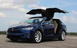 Cổ phiếu của Tesla giảm mạnh sau những câu hỏi hoài nghi về mẫu Model X