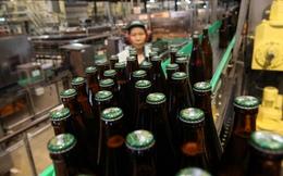 Bất chấp người dân hạn chế uống rượu bia vì để tang nhà vua, cổ phiếu của ThaiBev vẫn bay cao