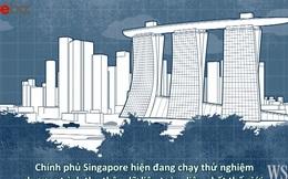 Bất kỳ ai cũng sẽ trầm trồ thán phục trước sự hiện đại siêu tưởng của thành phố thông minh Singapore
