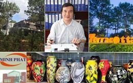 """Doanh nhân Nguyễn Tiến Thành –""""Trùm"""" gốm sứ và những Resort 4 sao"""