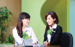 Thu nhập quý 1 của nhân viên Vietcombank đã tăng gần 5 triệu đồng/tháng so với cùng kỳ