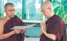 Cựu tổng thống Myanmar xuất gia tu tập trong chùa