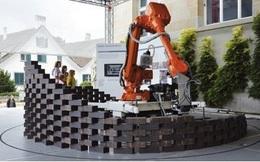 Thợ xây cũng sắp thất nghiệp, robot Iran có thể xây nhà cao 200 mét trong 1 NGÀY