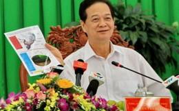 """Thủ tướng Nguyễn Tấn Dũng: """"Nhìn con số để biết trách nhiệm của chúng ta"""""""