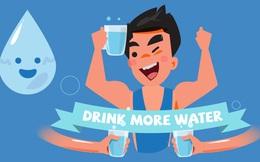 Điều kỳ lạ xảy ra với cơ thể nếu bạn uống nước ngay khi thức dậy