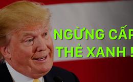Donald Trump trở thành Tổng thống và dự định ngưng cấp thẻ xanh sẽ khiến không ít du học sinh Việt phải lo lắng