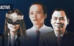 Top 10 người giàu nhất sàn chứng khoán 2016: Những thay đổi bất ngờ