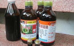 Quý I, người Việt chi hơn 215 triệu USD nhập khẩu phân bón và thuốc trừ sâu từ Trung Quốc