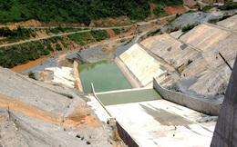 Hiện trường ngổn ngang vỡ hầm dẫn nước thủy điện Sông Bung 2