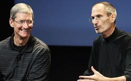 Không chỉ chung tầm nhìn, đây là lý do vì sao Steve Jobs và Tim Cook là 'cặp đôi hoàn hảo' của Apple