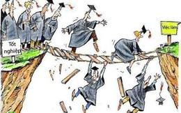 """Sinh viên mới ra trường tại Việt Nam """"chán ghét"""" công việc nhất khu vực"""
