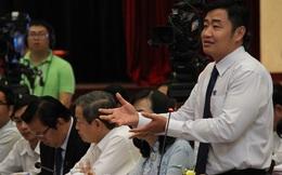 Bí thư Thăng đề nghị kiểm điểm lãnh đạo vắng mặt