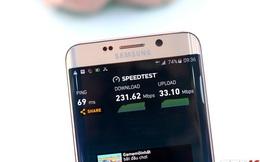 Tốc độ thử nghiệm 4G VinaPhone nhanh gấp 1,75 lần Viettel, chạm ngưỡng 29 MB/s