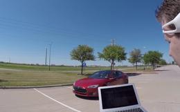 Điều khiển Tesla Model S bằng suy nghĩ? Không hề viễn tưởng, đó là thực tế