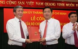 Bí thư Đinh La Thăng và Bí thư Hoàng Trung Hải vẫn phải có trách nhiệm điều hành công việc cũ