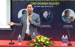 Chủ tịch Trần Kim Thành: Bánh kẹo đã là quá khứ, dầu ăn Kido sẽ vươn lên số 1 thị trường